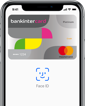 Apple Pay Bankintercard Platinum