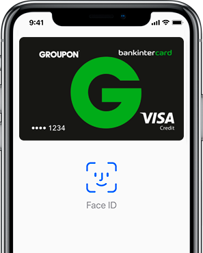 Apple Pay Groupon