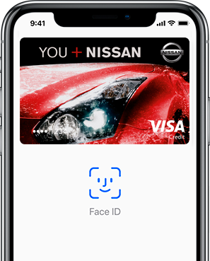 Apple Pay Nissan