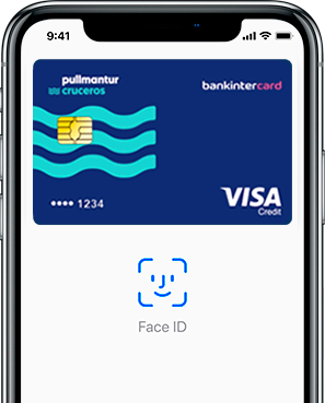 Apple Pay Visa Pullmantur