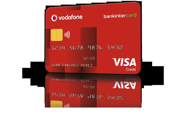 Visa Vodafone 30 De Bienvenida Bankinter Consumer Finance